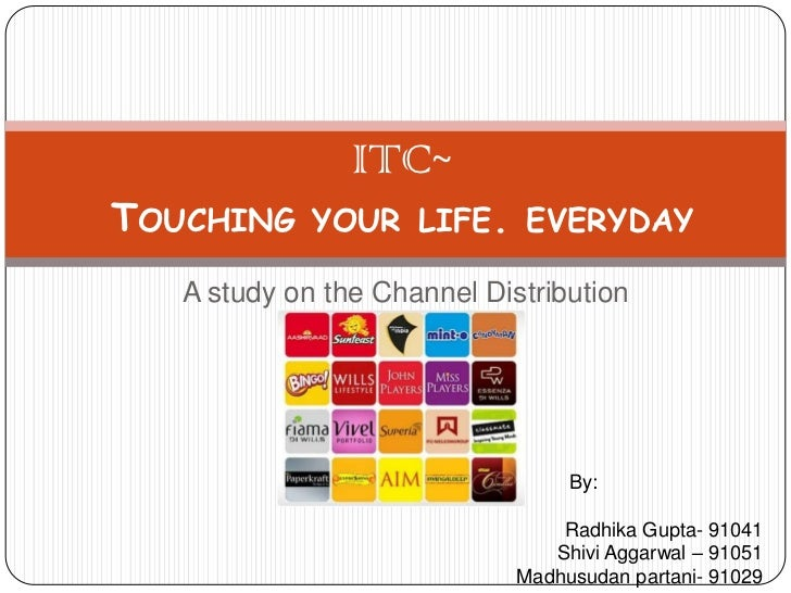 ppt of distribution channel of itc Itc distribution channel - free download as powerpoint presentation (ppt /  pptx) or  quality conscious convenience goods, needs intensive distribution.