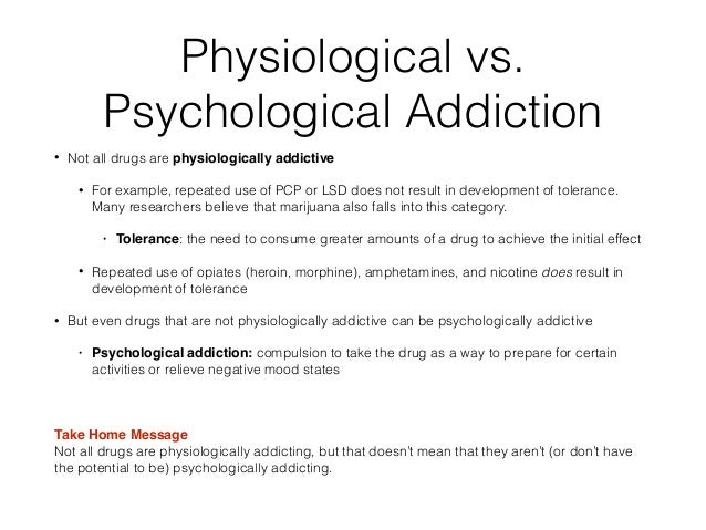 How To Tell The Difference Between Dependence vs. Addiction