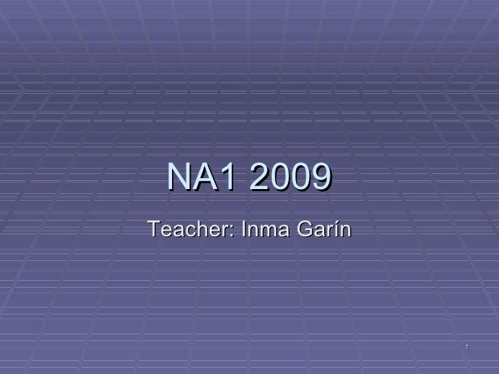 A1 2009