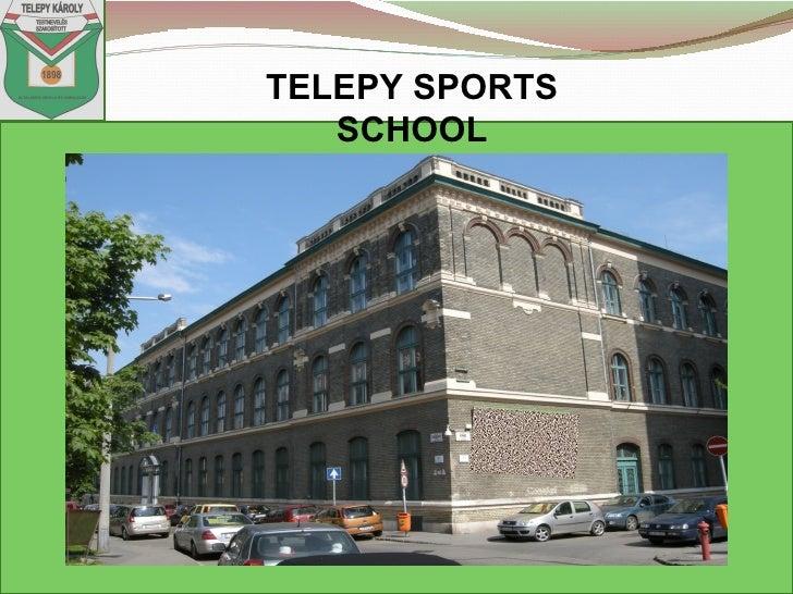 TELEPY SPORTS   SCHOOL
