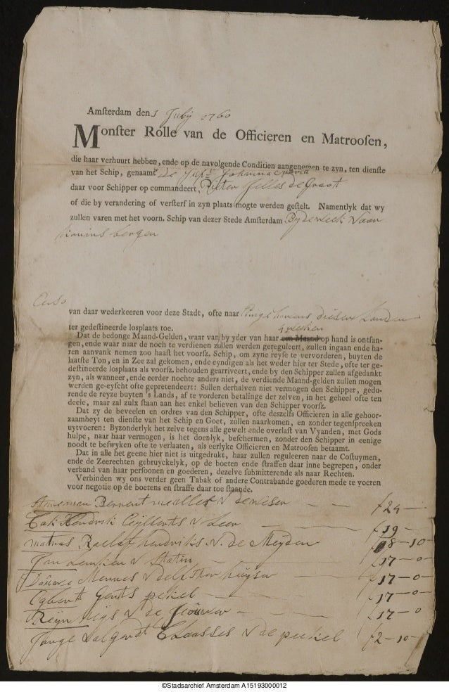 Monsterrol 1747