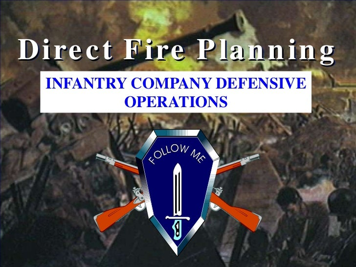 12 Dec 05<br />INFANTRY COMPANY DEFENSIVE OPERATIONS<br />