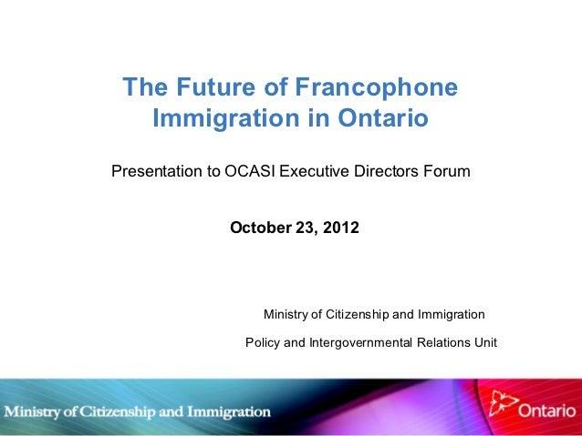 A1 french seminar presentation mci ernest eng