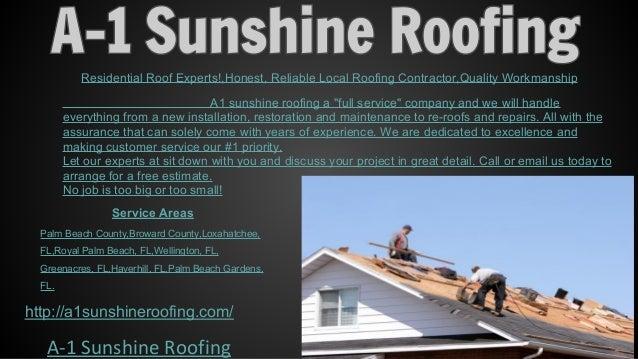 Palm Beach Roofing Amp Roof Repair Tile Roofing Metal