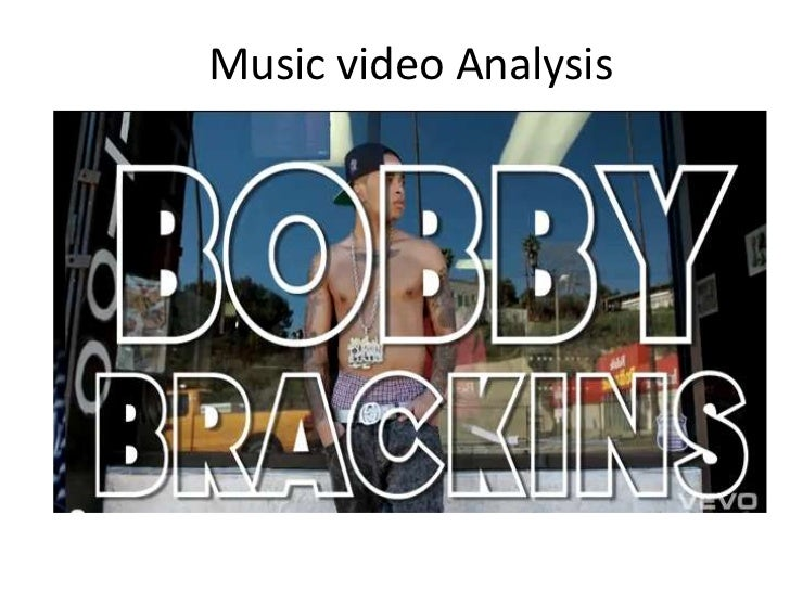 Music video Analysis