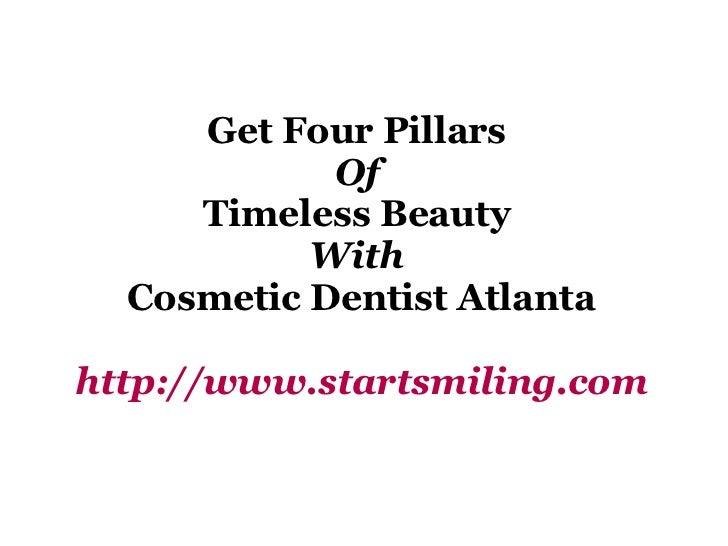 Cosmetic Dentist Atlanta