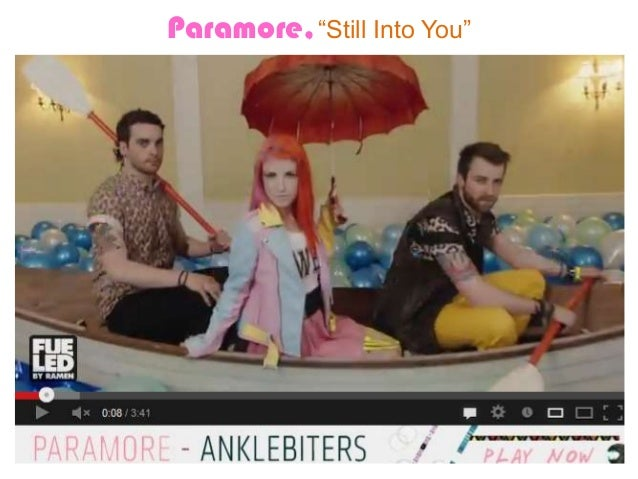 "Paramore,""Still Into You"""