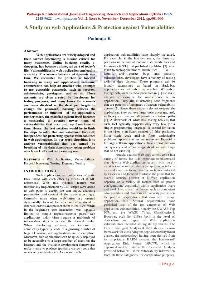 Padmaja K / International Journal of Engineering Research and Applications (IJERA) ISSN:     2248-9622 www.ijera.com Vol. ...