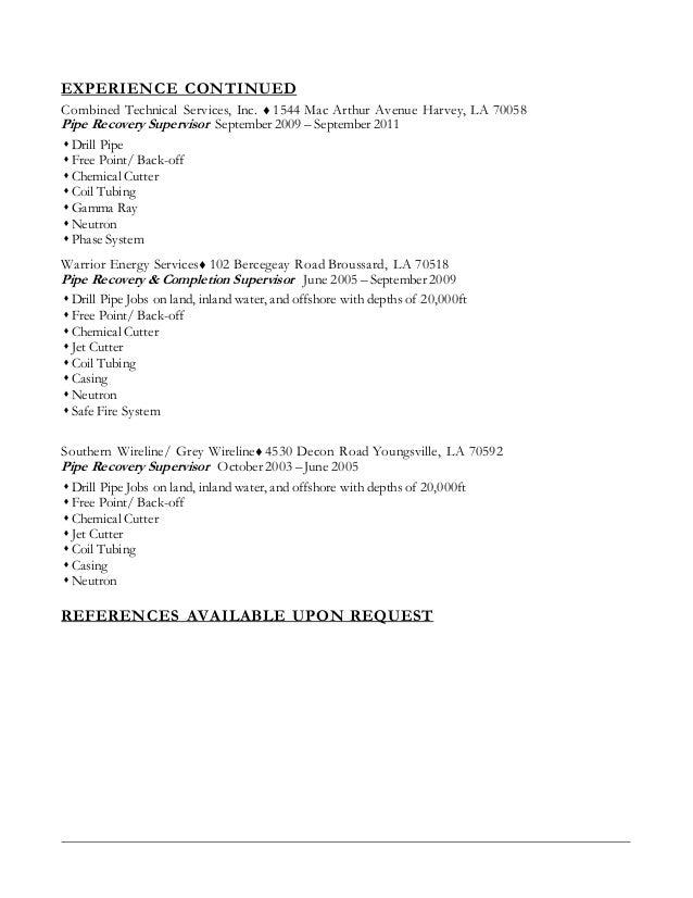benny fisher u0026 39 s resume 2
