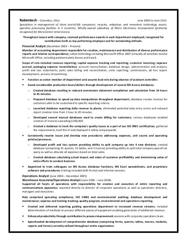 courtright resume salesforce dba