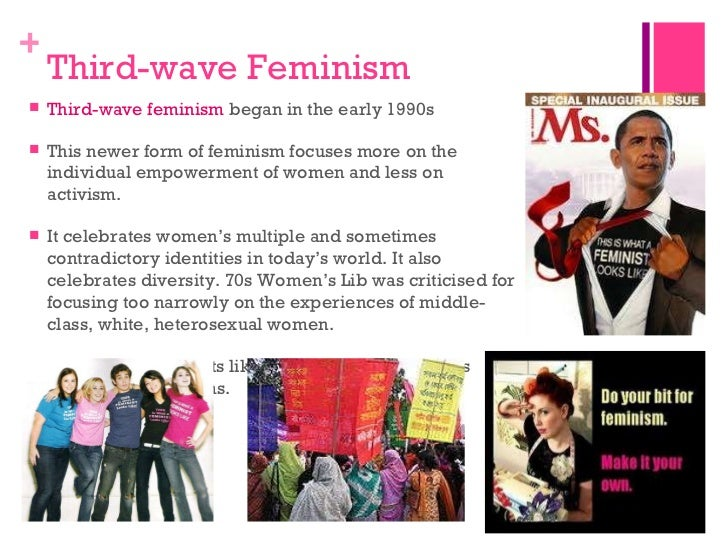 third wave feminism and advertising Often associated with third wave feminism, feminist zines are credited for being the vehicle of expression for third wave feminist thought although flor y canto presents many of the characteristics common in feminist zines, mdm also draws on a chicana.