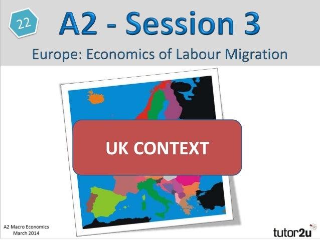 A2 Macro: EU Context for the UK Economy