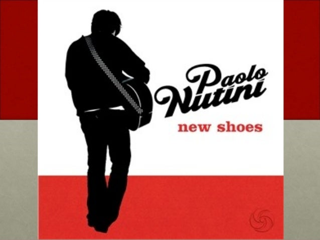 Album Cover        This is the album cover for        Paolo Nutini's song New Shoes.        As you can see, there is no vi...