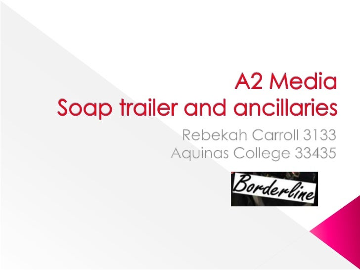 Q2                                          Click            Soap trailer                                          here to...
