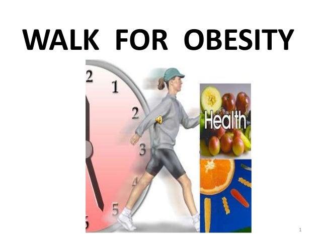 WALK FOR OBESITY 1