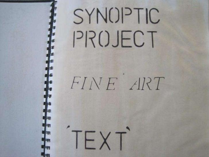 A2 text fine art julia crossley