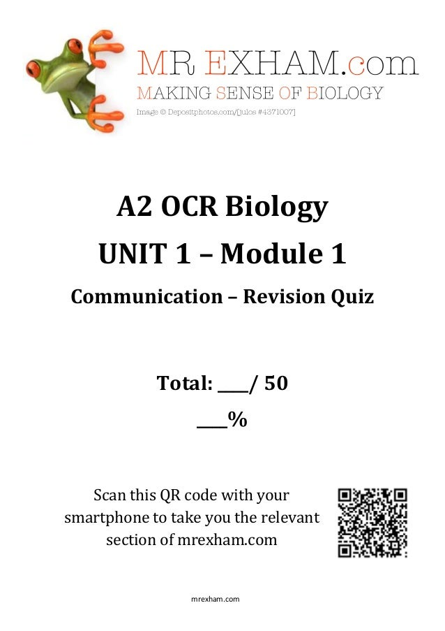 biology unit 2 module 2 Unit 2 diversity of living organisms 17 the main diagnostic features used to classify 978-0-521-68054-7 - nssc biology module 1 ngepathimo kadhila frontmatter.