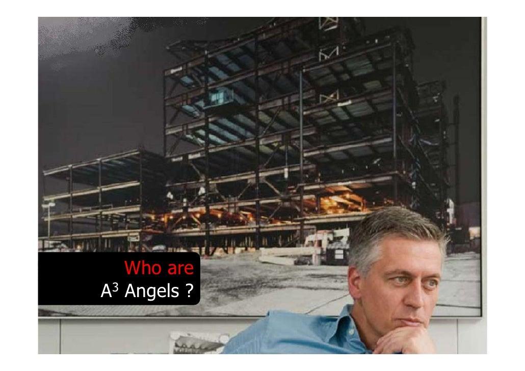 Who are A3 Angels ?    28.03.2009   Claude Florin (EL82) claude.florin@a3.epfl.ch   15