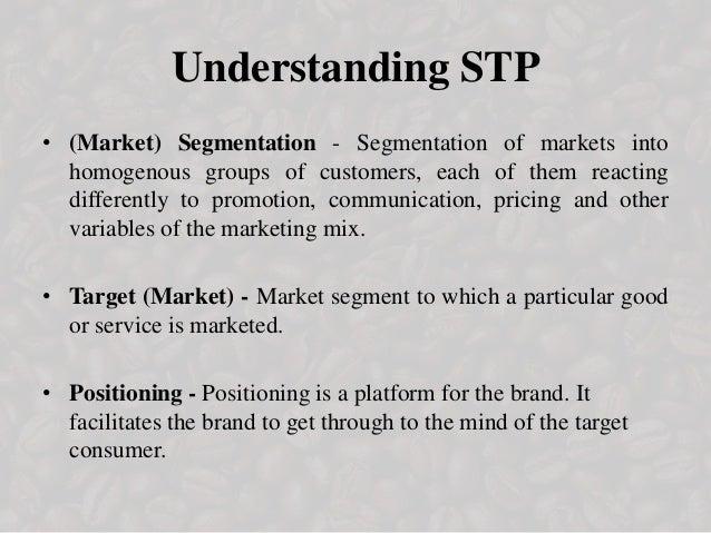 the stp marketing model segmentation targeting