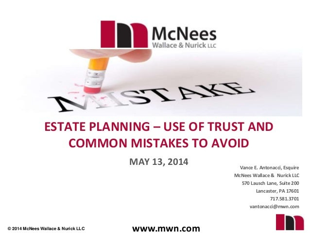 how to use trusts to avoid taxes