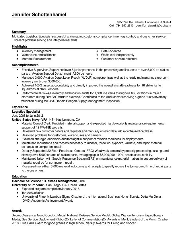Inventory Analyst Job Description Resume - Contegri.Com