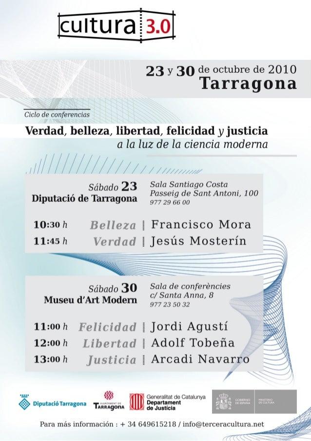 Ciclo de Conferencias sobre Neurociencia