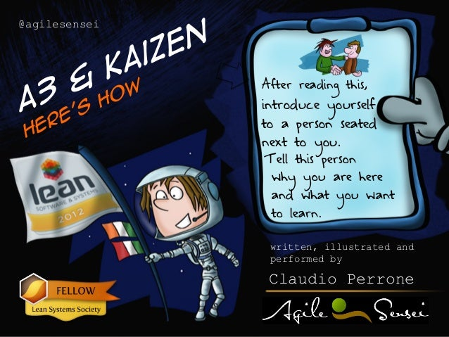 A3 & Kaizen: Here's How