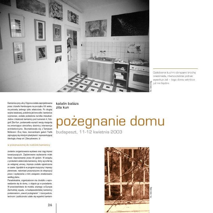 Kamienica przy ulicy Orgona została zaprojektowana      katalin balázs przez Józsefa Hamburgera na początku XX wieku, na p...