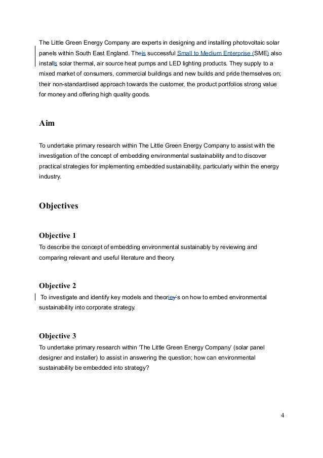 Change Management Dissertation Proposal