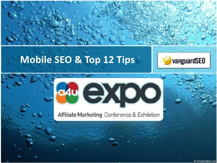 Mobile SEO & Top 12 Tips<br />