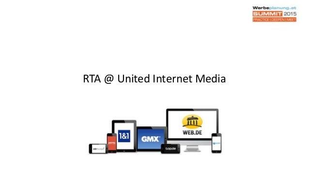 RTA @ United Internet Media