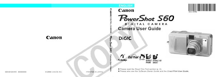 ENGLISH                                                                   DIGITAL CAMERA                                  ...