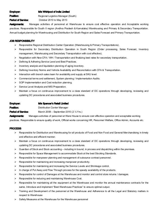 Order Picker Job Description – Warehouse Manager Job Description
