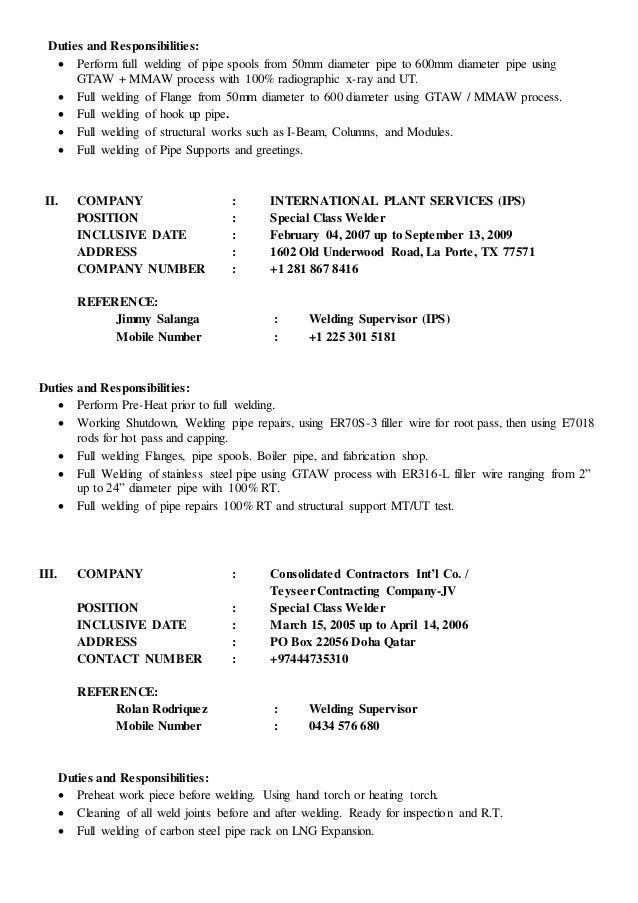 Resume For Welder Helper. resume helper resume cv cover letter. 12 ...