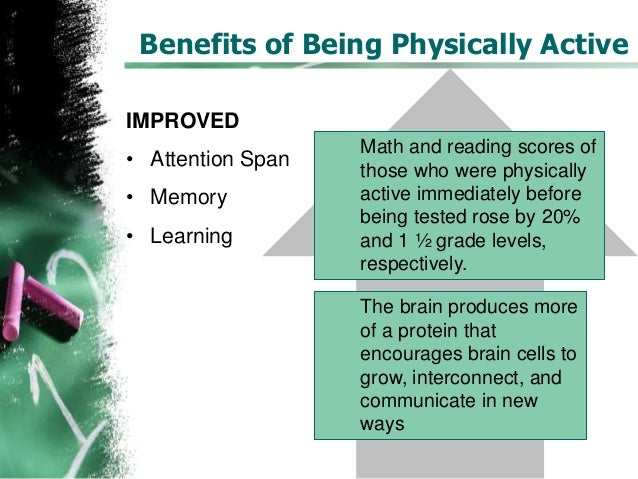 physical activity and academic performance