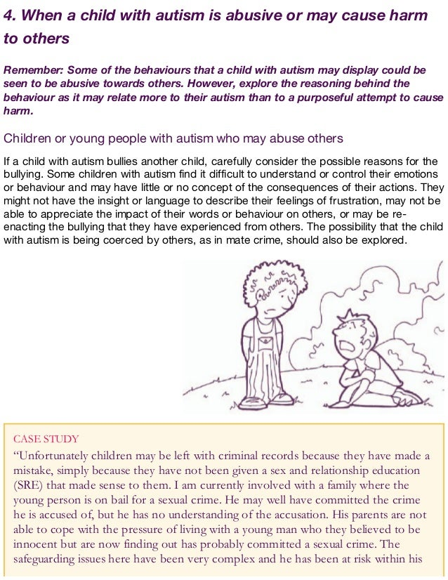 case study of a child with autism in ireland As we celebrate world autism awareness day, peter moran shares the story of   advice for teachers to help them recognise and assist children with autism   home learn english take an exam study and work outside uk school   this is related to the tendency towards and reliance on routines and, in many  cases,.