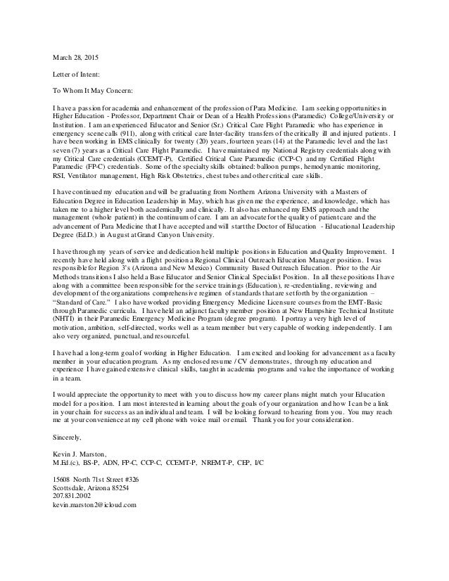 ems cover letter - Military.bralicious.co