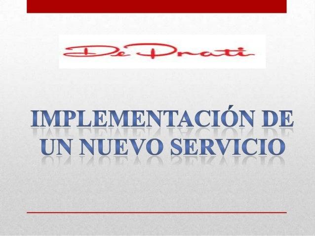 ¨RELAX¨ BY DE PRATI, ES UN SERVICIO QUE SE BRINDARA A LASPERSONAS QUE ACOMPAÑEN A HACER COMPRAS A NUESTROSCLIENTES HABITUA...