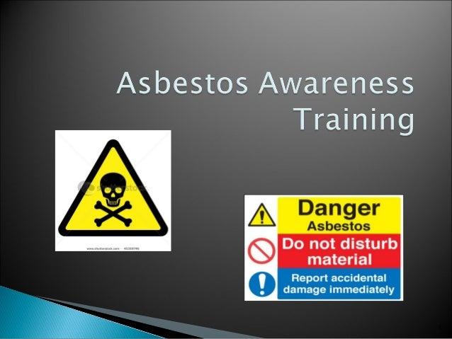 Aa asbestos training presentation version for h&s website