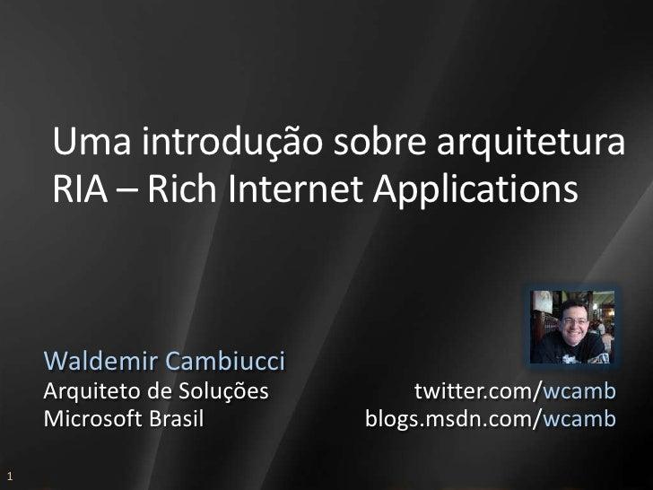 AAB301 - Rich Internet Application - wcamb