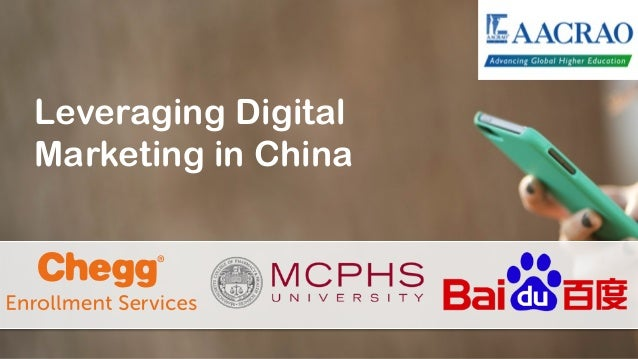 Digital Marketing In China