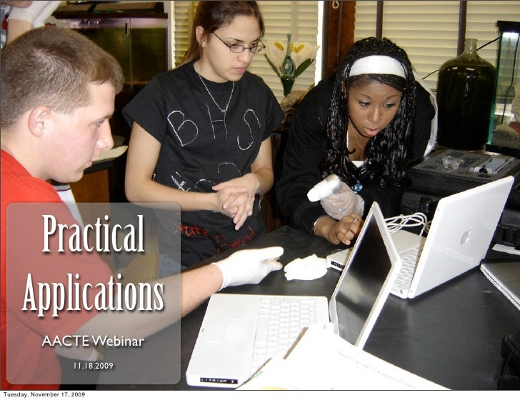 Practical Applications of Technology in Education