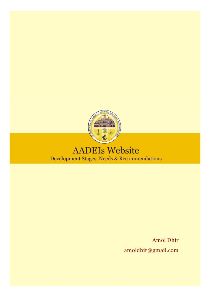 Amol Dhir amoldhir@gmail.com