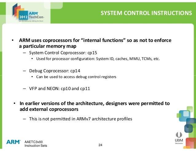 arm neon instruction set
