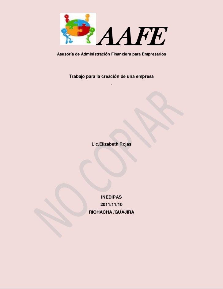 Aafe.....empresa recursos