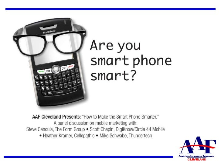 Are You Smartphone Smart?