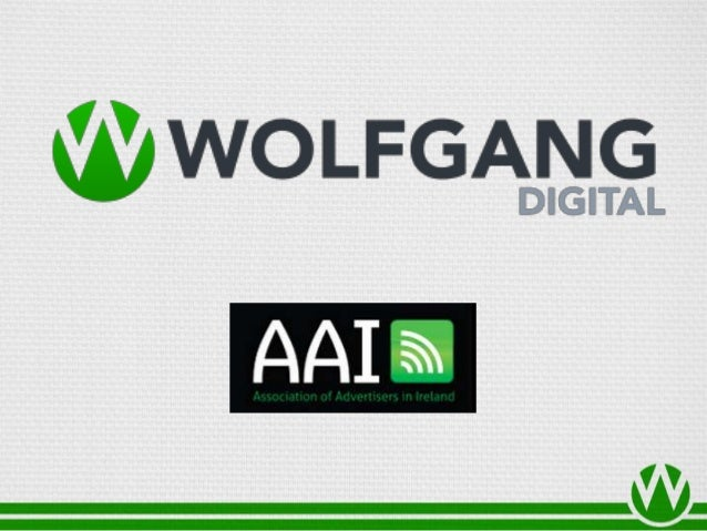 The changing face of Google – 'Amazonification' and other stories - Wolfgang Digital AAI Talk