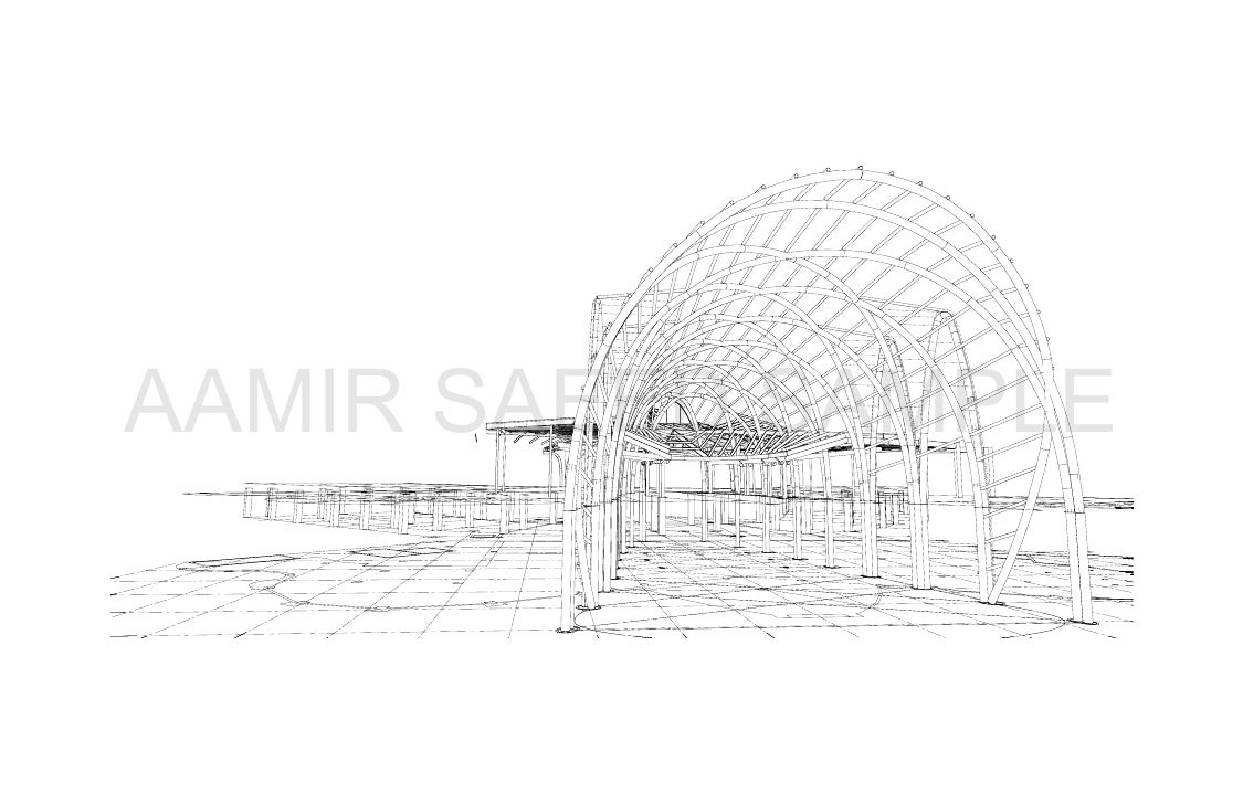 Aamir Saeed Work Samples