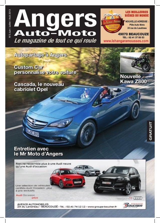 Angers Auto-Moto numero 2 - été 2013