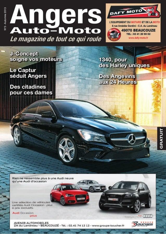 Angers Auto-Moto numero 3 - Septembre-Octobre 2013